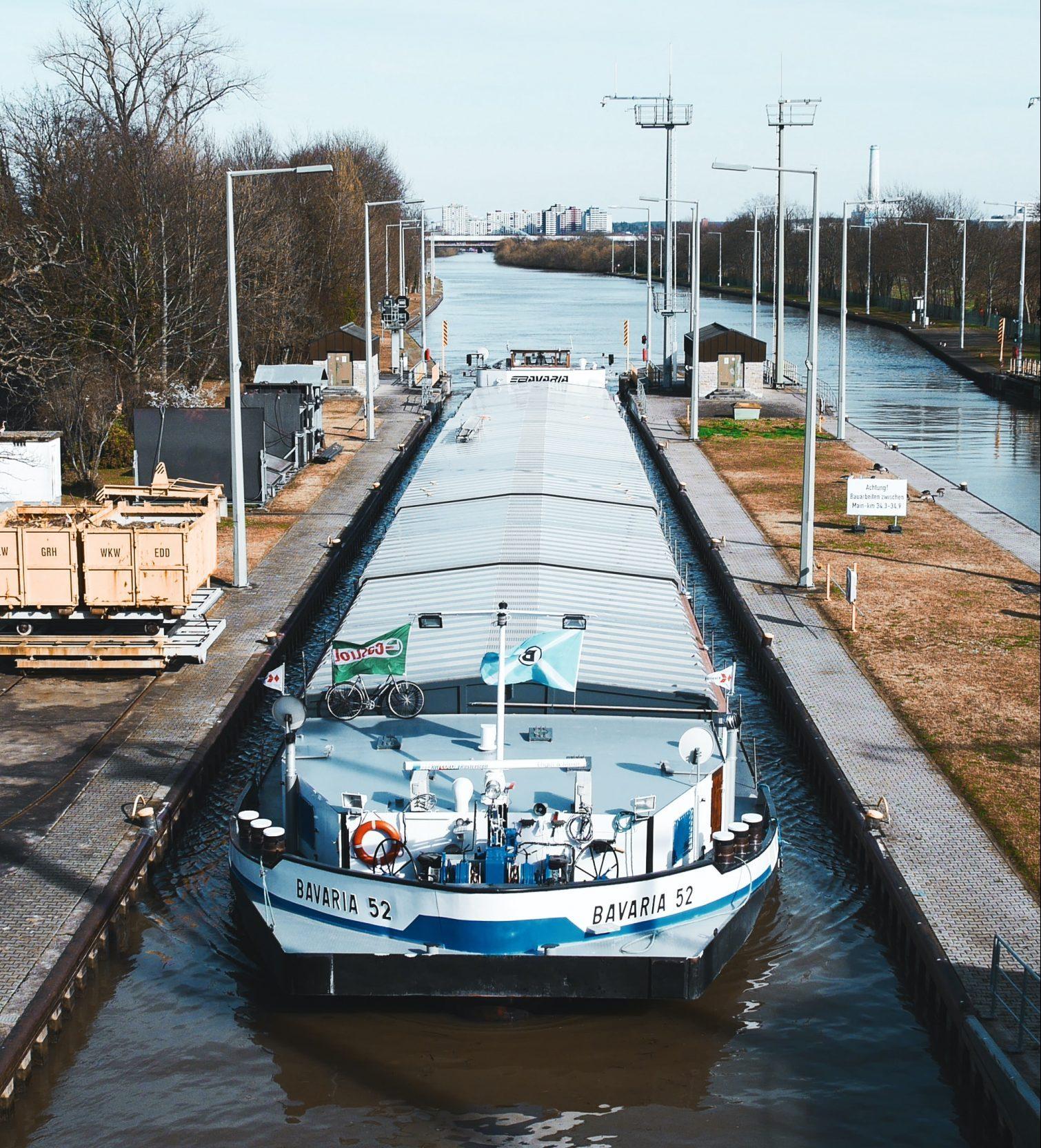 Binnenvaartschip - Scheepsinterieur - Dijkmans B.V.