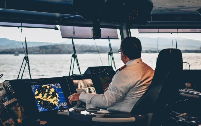 Stuurhut schip - Scheepsinterieur - Dijkmans B.V.