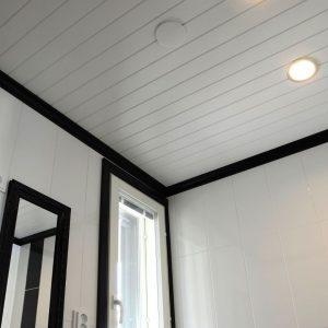 Maler plafond panelen - Scheepsinterieur - Dijkmans B.V.