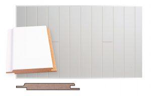 Maler MDF panelen - Scheepsinterieur - Dijkmans B.V.